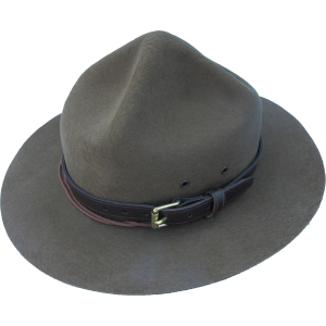Scout Hat (Narrow hat band)