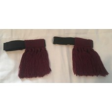 Senior Scout Garters (Fluffies)
